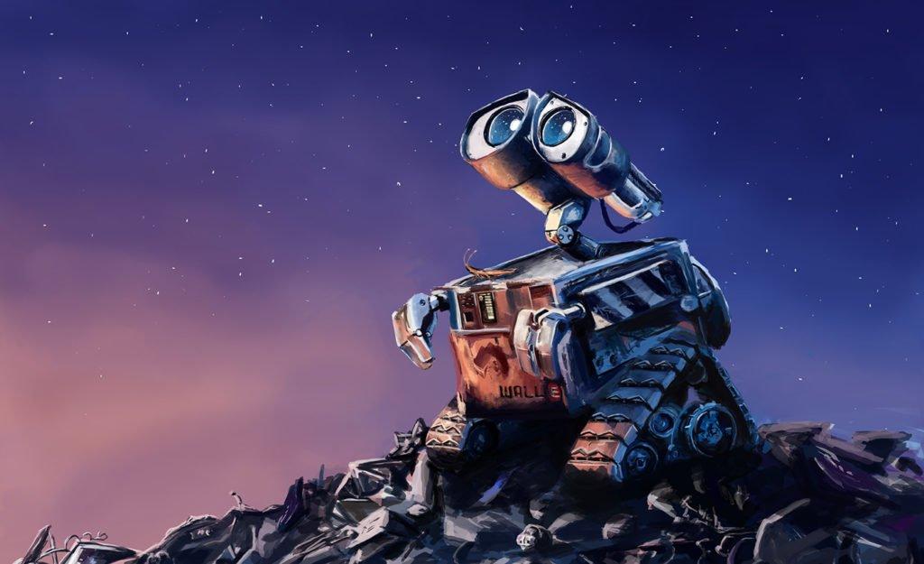 Wall-E Filme