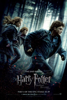 Poster Harry Potter e as Relíquias da Morte Parte 1