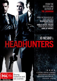 Headhunters Filme poster