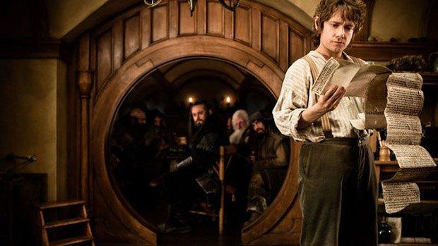 O Hobbit 3D Filme 48FPS