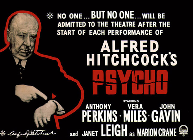 Alfred-Hitchcock-psicose