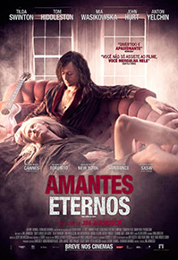 Amantes Eterno Poster