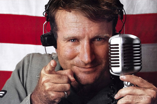 Descanse em Paz Robin Williams