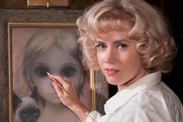 Amy Adams Vencedora Globo de Ouro
