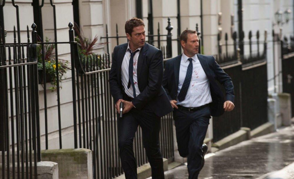 Invasão A Londres Filme