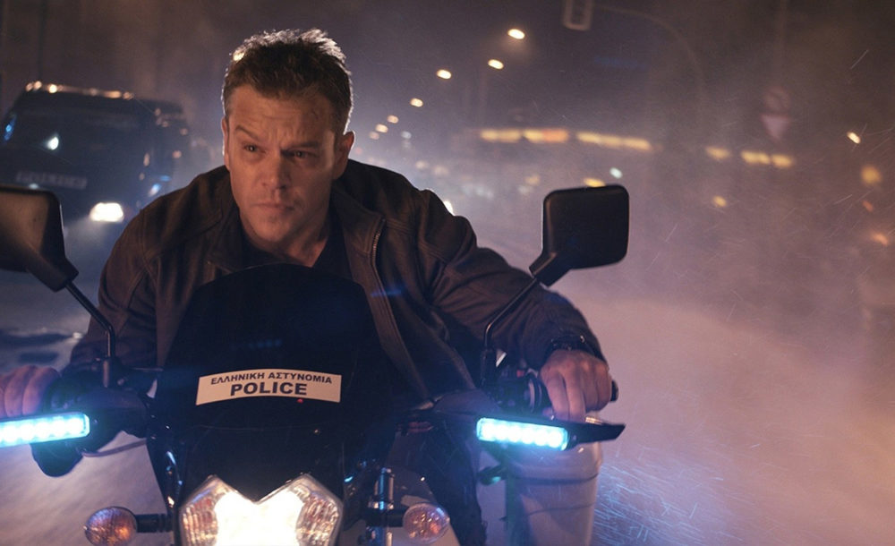 Jason Bourne Filme
