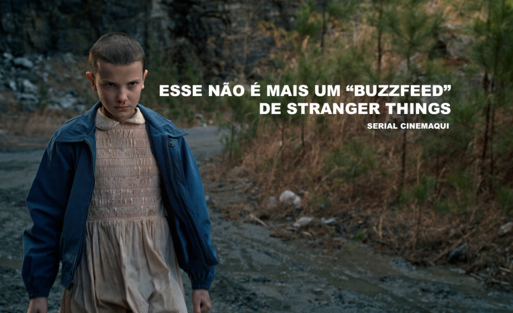 Stranger Things Serial CinemAqui