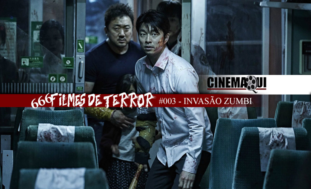Invasão Zumbi Filme