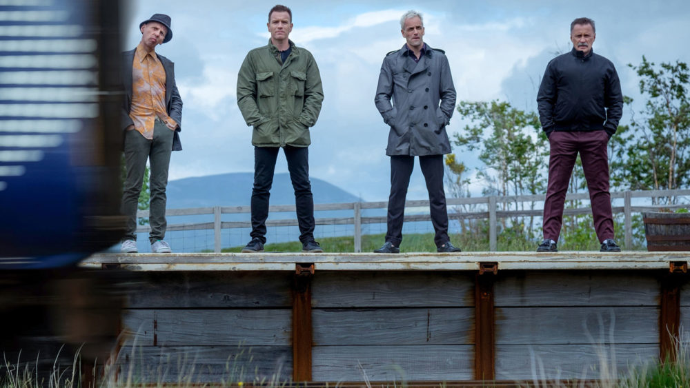 T2 Trainspotting Filme