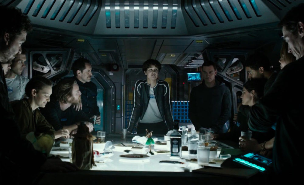 Alien: Covenant Filme