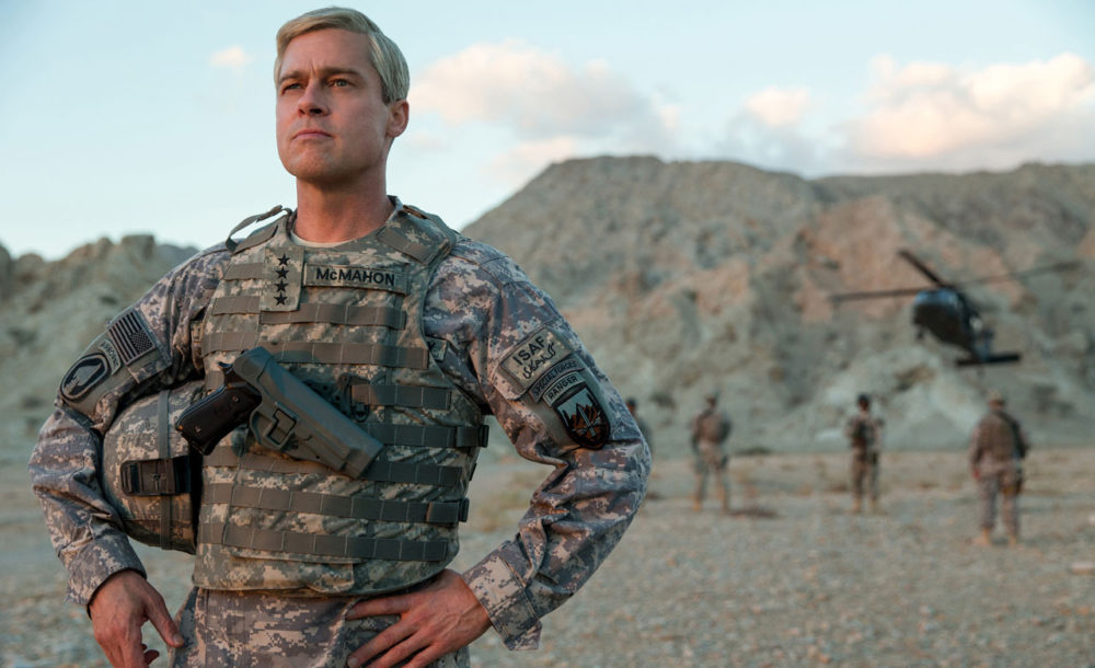 War Machine Filme