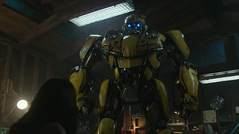 Bumblebee: Assista ao novo trailer do spin-off de Transformers